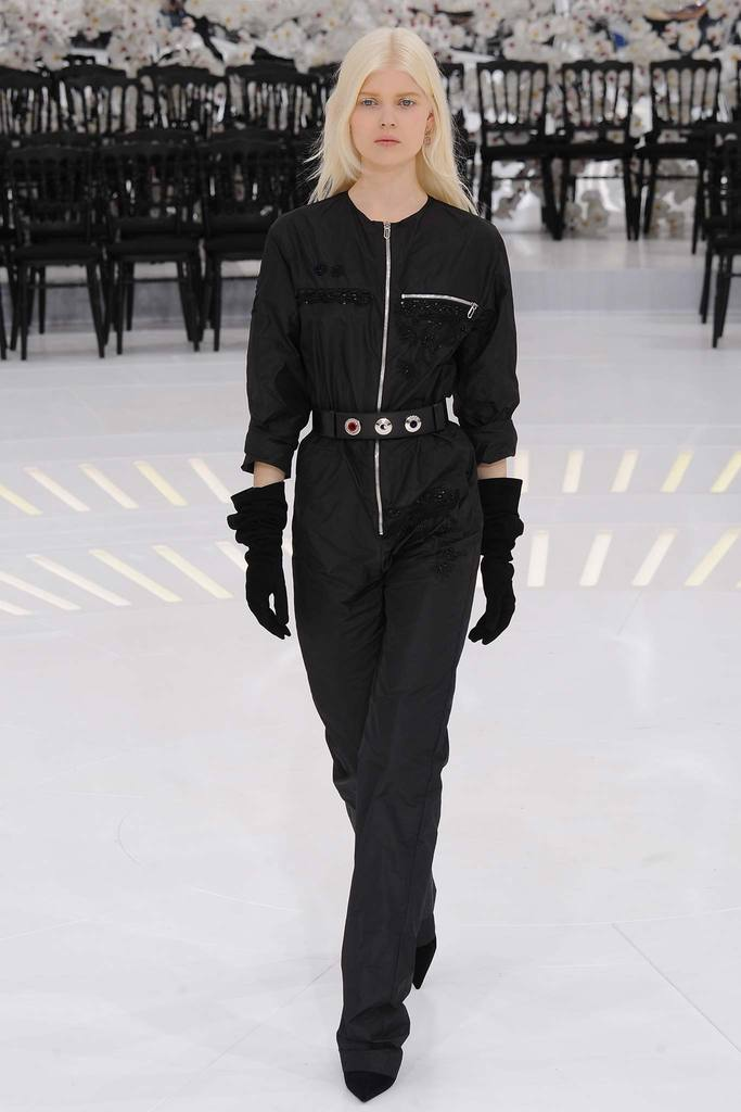 Dior Acknowledges the New Face of Couture