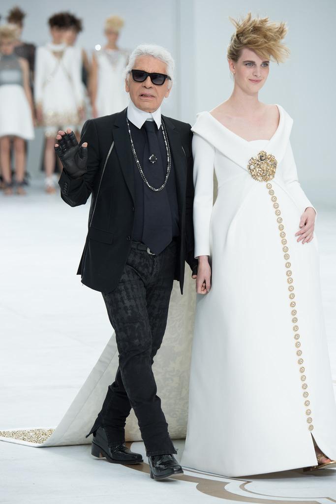 Chanel's Modern Bride