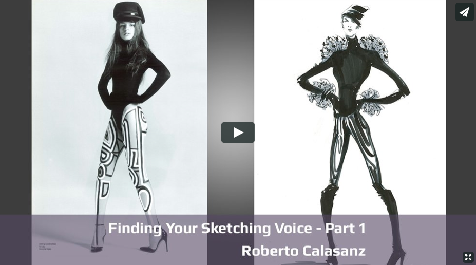 Find Your Sketching Voice - Part 1