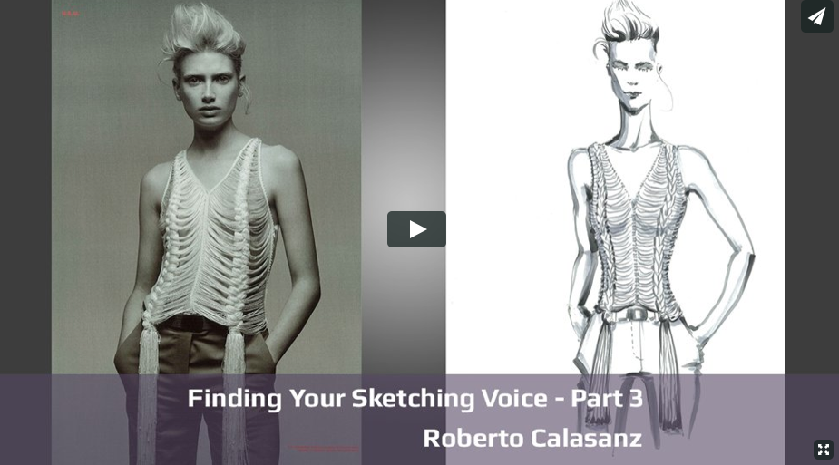 Finding Your Sketching Voice - Part 3