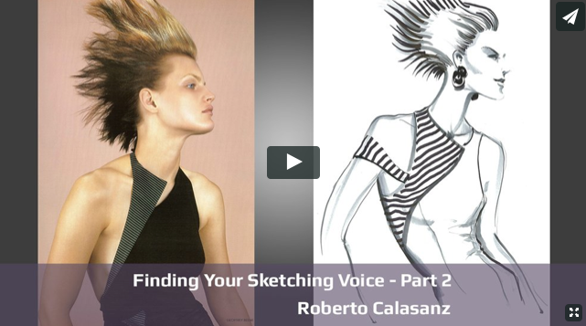 Finding Your Sketching Voice - Part 2