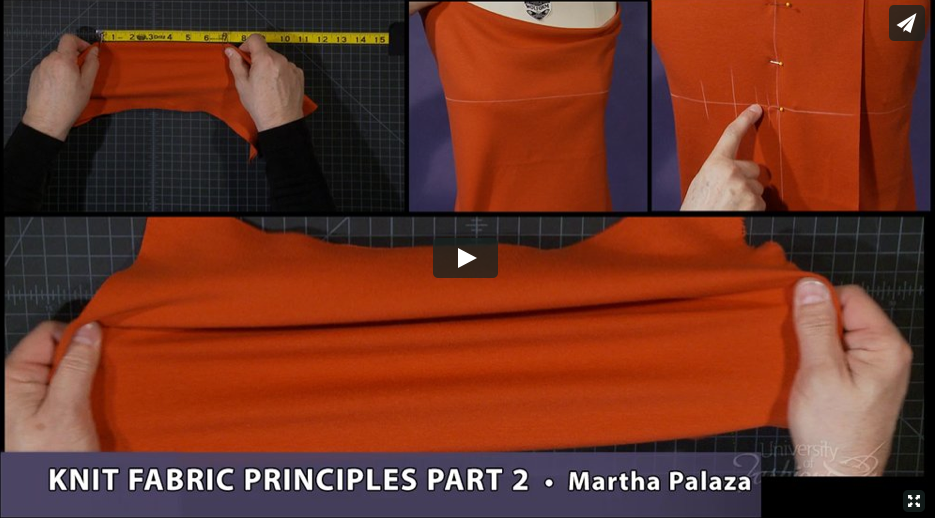 Knit Fabric Principles