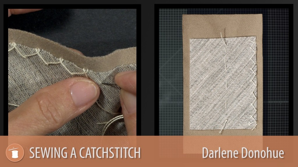 Catchstitch