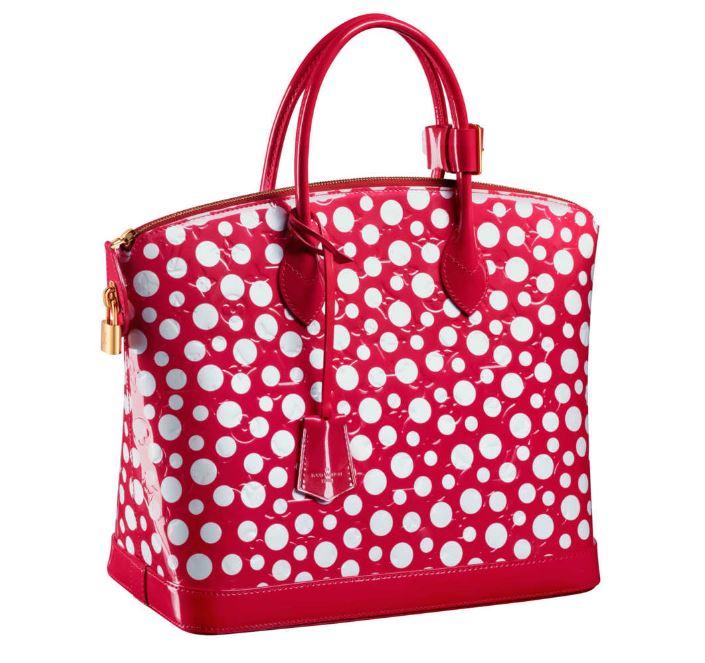 louis-vuitton-polka-dot-red-bag