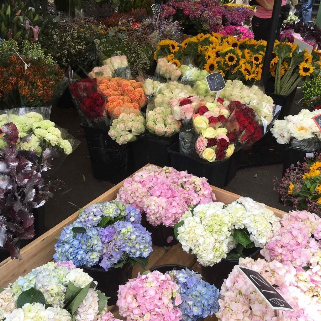Summertime at Bondi Market