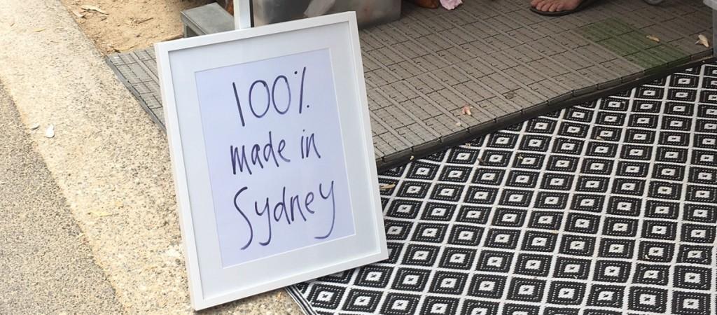 Made In Sydney