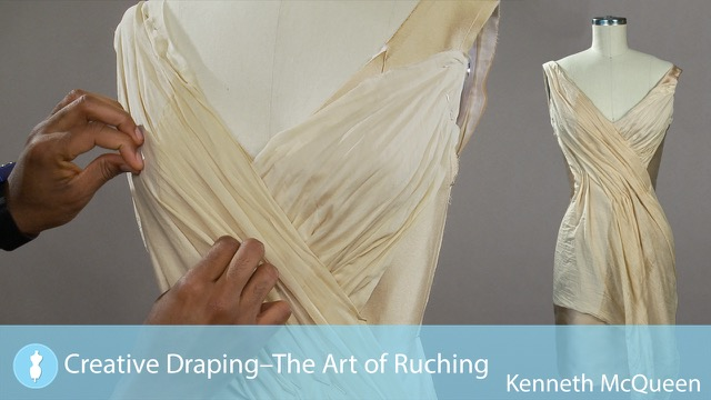 Creative Draping - The Art of Ruching