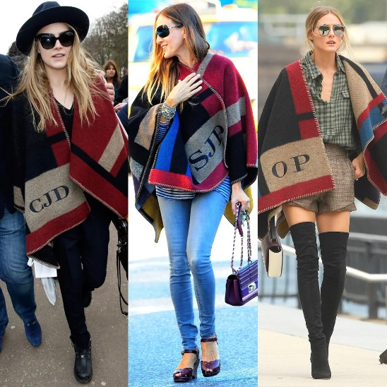 burberry blanket