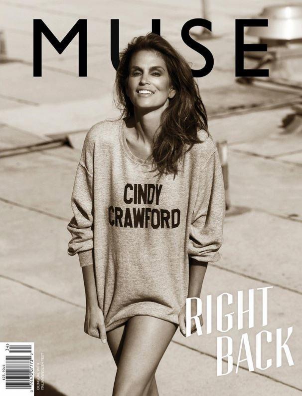 cindy-crawford-muse-cover-magazine-tee-shirt-sweatshirt-sexy