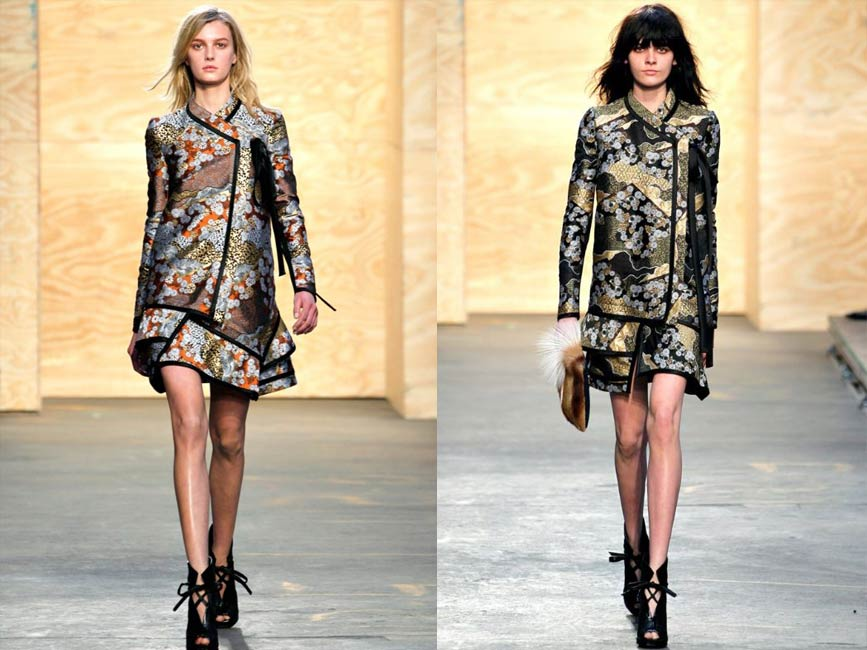 Proenza Schouler FALL 2012 READY-TO-WEAR (Vogue.com)