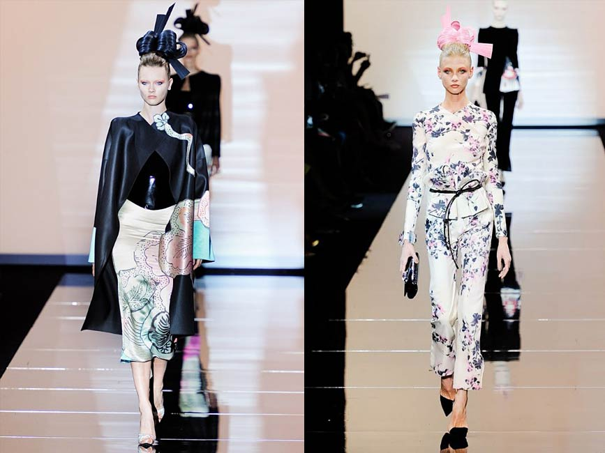 Armani Privé Fall/Winter 2011-12 Couture (Image Credits: Vogue.com)