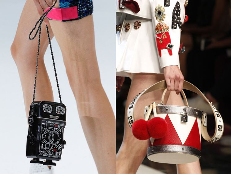 chanel dolce gabbana novelty bags