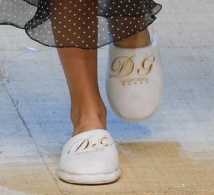 dolce slipper