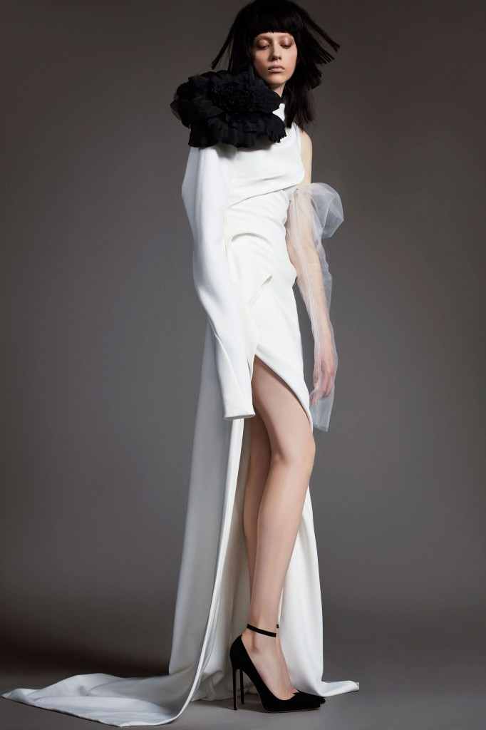 Vera Wang Bridal (Courtesy of Vogue.com)