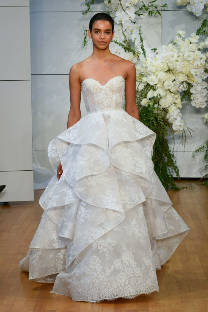 Monique Lhuillier Bridal (Courtesy of Vogue.com)