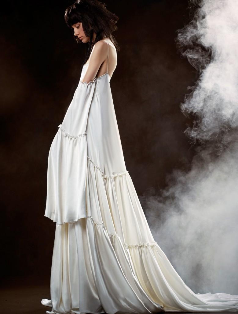 Vera Wang Bridal (Courtesy of Vogue.com)