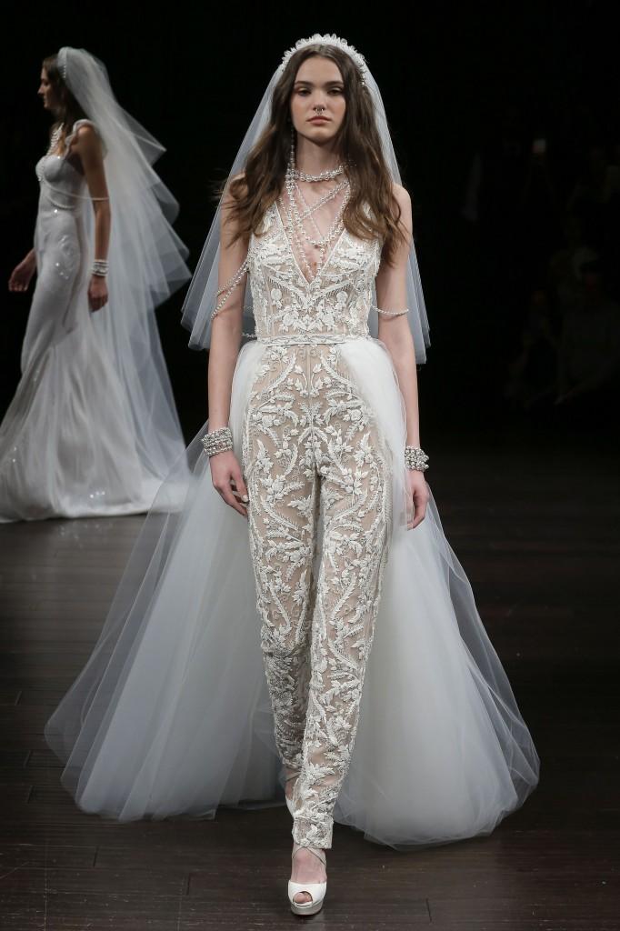 Naeem Khan Bridal (Courtesy of Vogue.com)