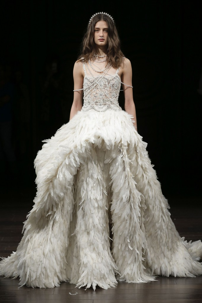 Naeem Khan Bridal (Courtesy of Vogue.com)