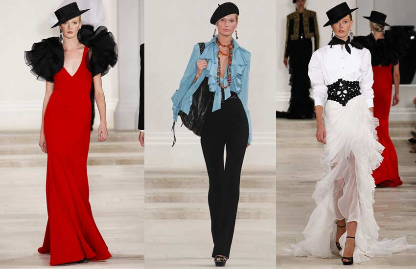 More Than Just Ruffles How Spain Inspires International Fashion