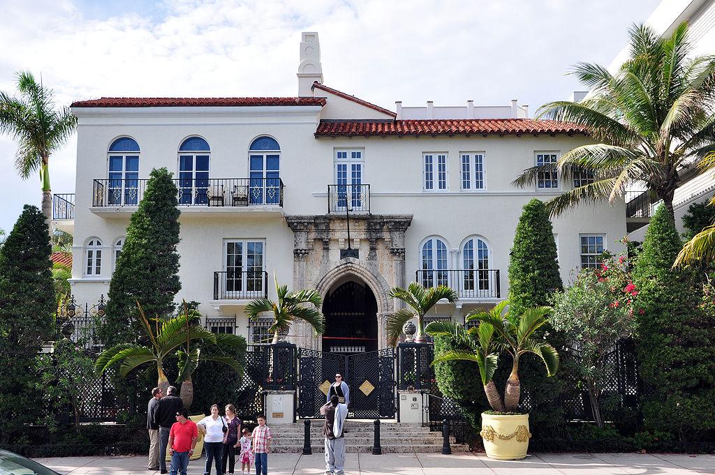 Gianni Versace's South Beach Miami Home (Courtesy of NY Daily News.com)