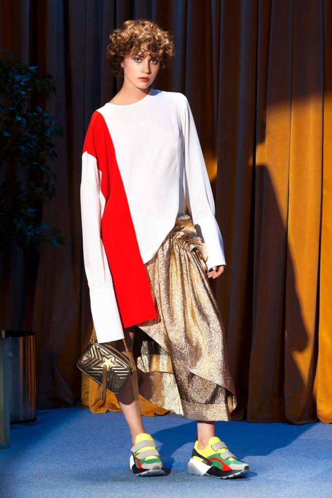 Stella McCartney (Courtesy of Vogue.com)