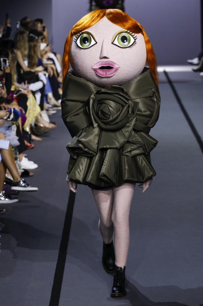 Viktor & Rolf (Photo courtesy of Vogue.Com)