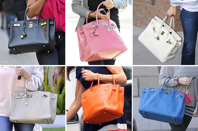Hermes Bags  (Courtesy of PurseBlog.com)