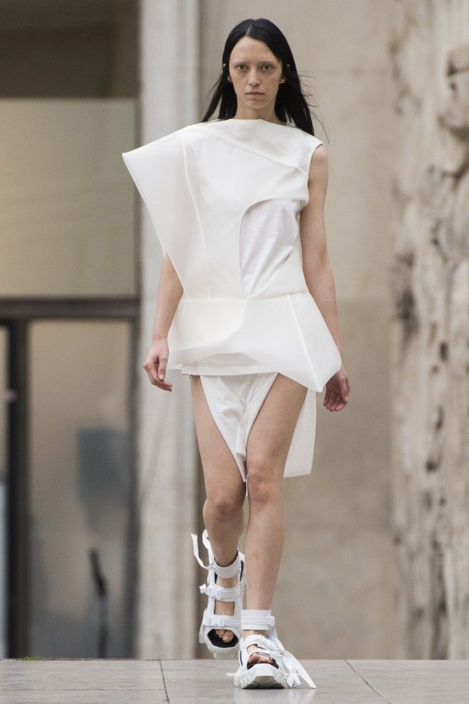 Rick Owens  (Photo Courtesy of  Vogue.Com)