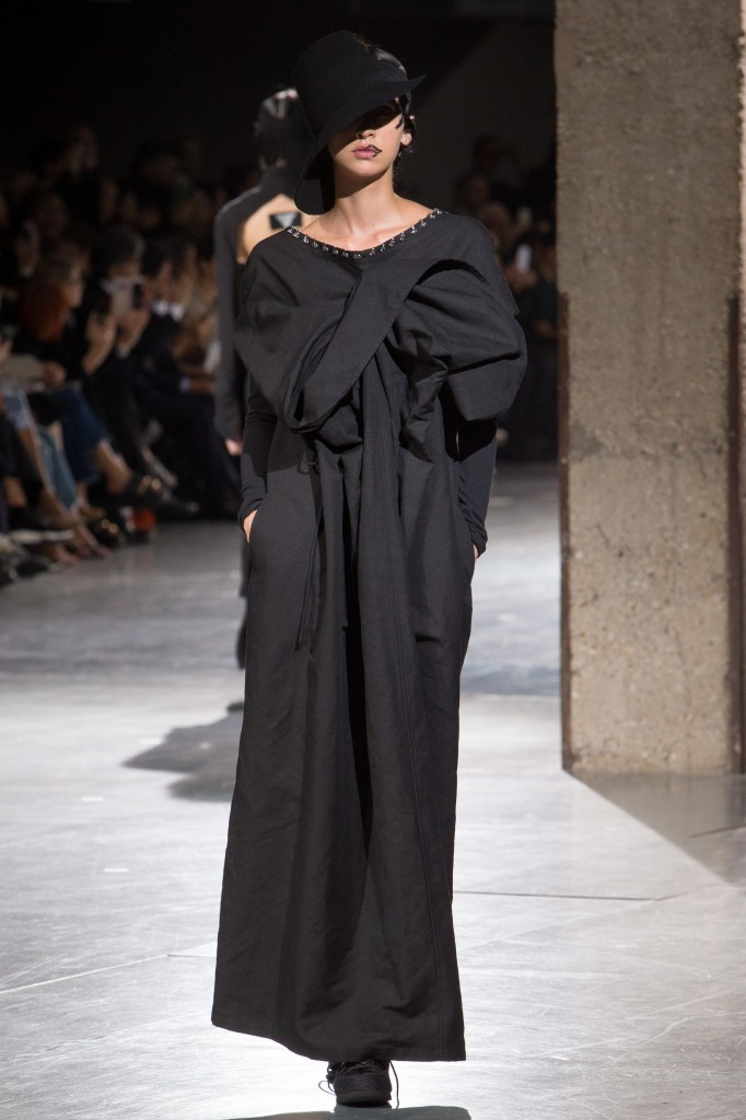 Yohji Yamamoto  (Photo Courtesy of  Vogue.Com)