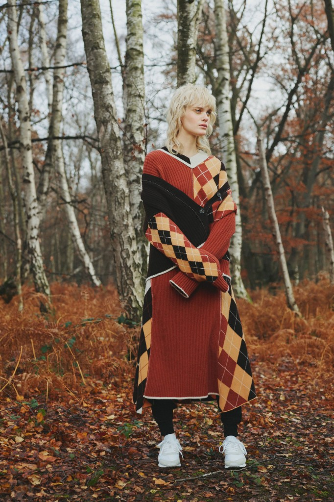 Pringle of Scotland Pre-Fall 2018 (Photo Courtesy of the Designer)