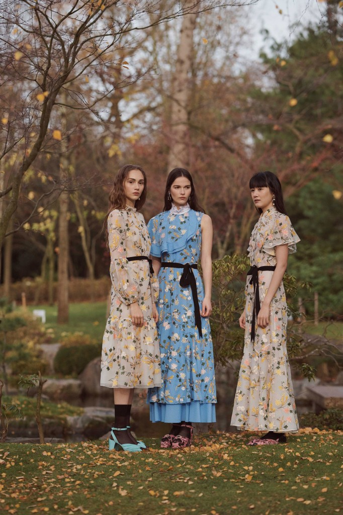 Erdem Pre-Fall 2018 (Photo Courtesy of the Designer)