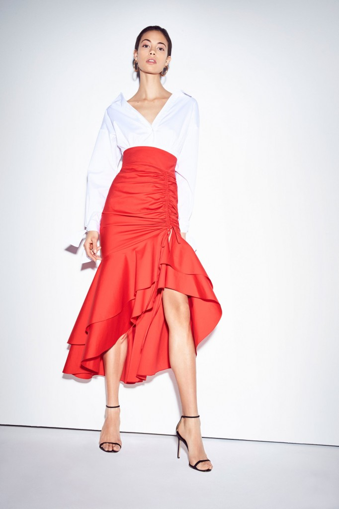 Milly Pre-Fall 2018 (Photo Courtesy of the Designer)