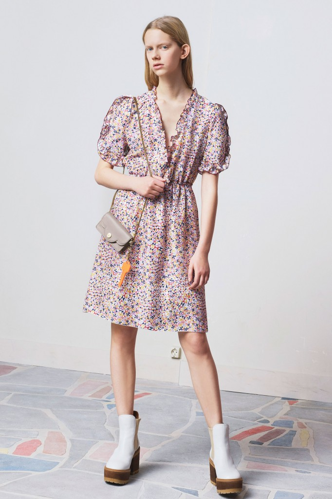 See By Chloe Pre-Fall 2018 (Photo Courtesy of the Designer)