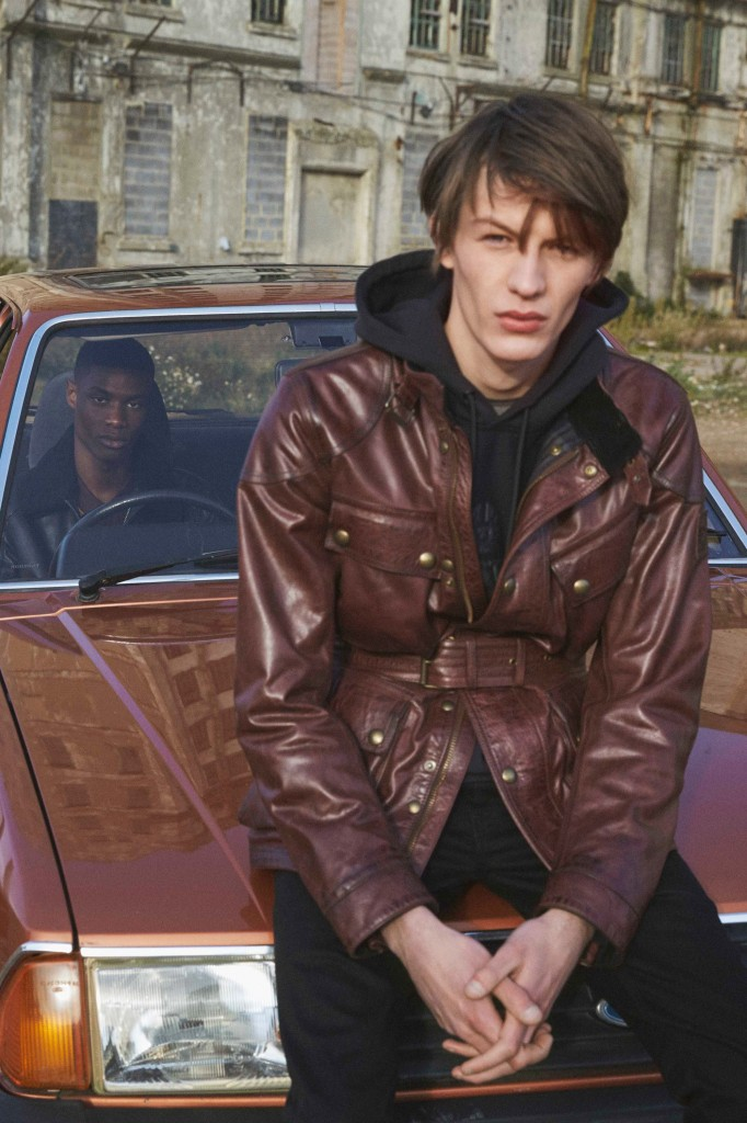 Belstaff Men's 2018 Fall Collection (Photo Courtesy of Belstaff)
