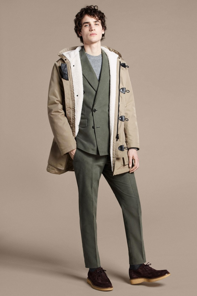 Tods Men's 2018 Fall Collection (Photo Courtesy of Tods)