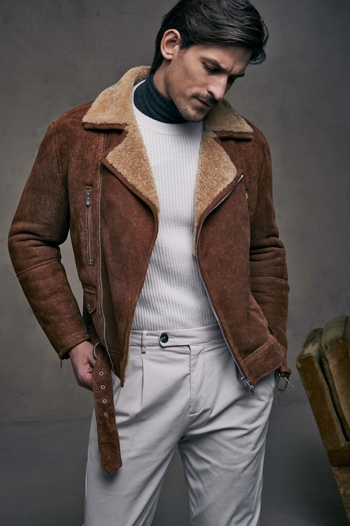 Brunello Cucinelli Men's 2018 Fall Collection (Photo Courtesy of Brunello Cucinelli)