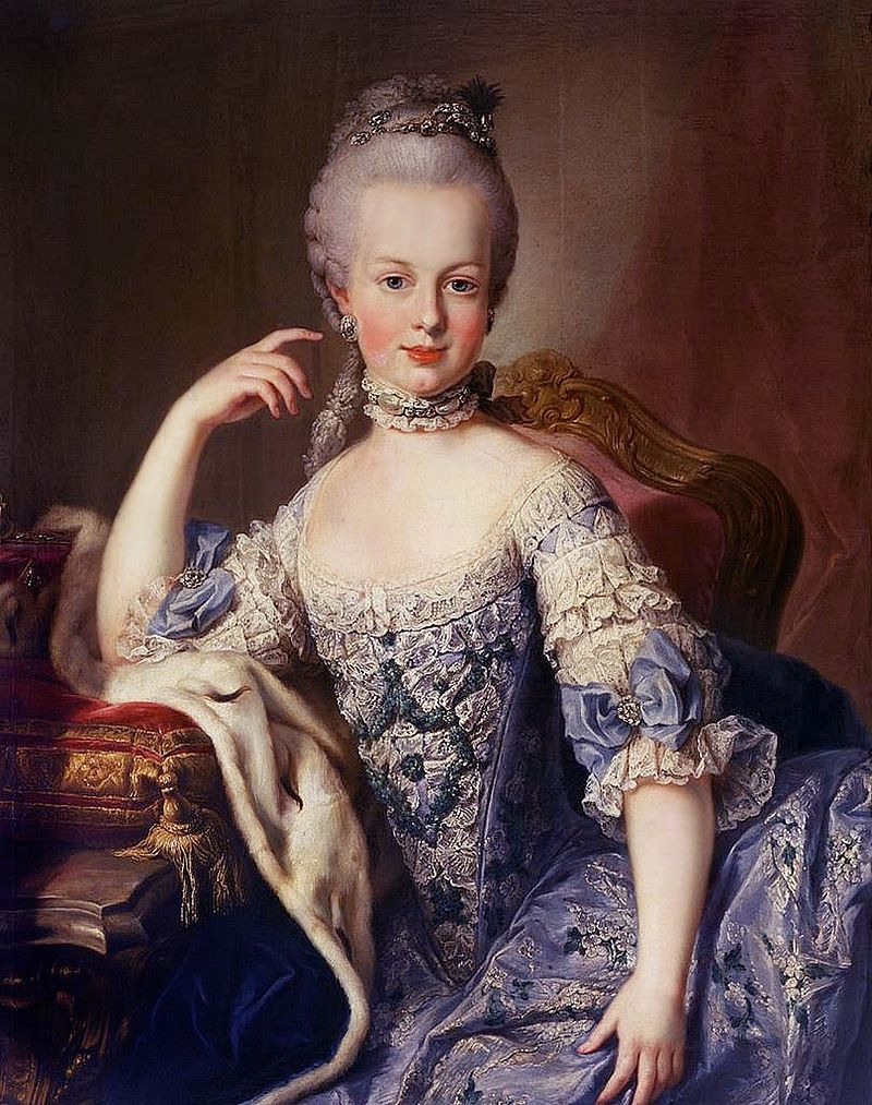 Marie Antoinette (Photo courtesy of the Smithsonian Magazine)