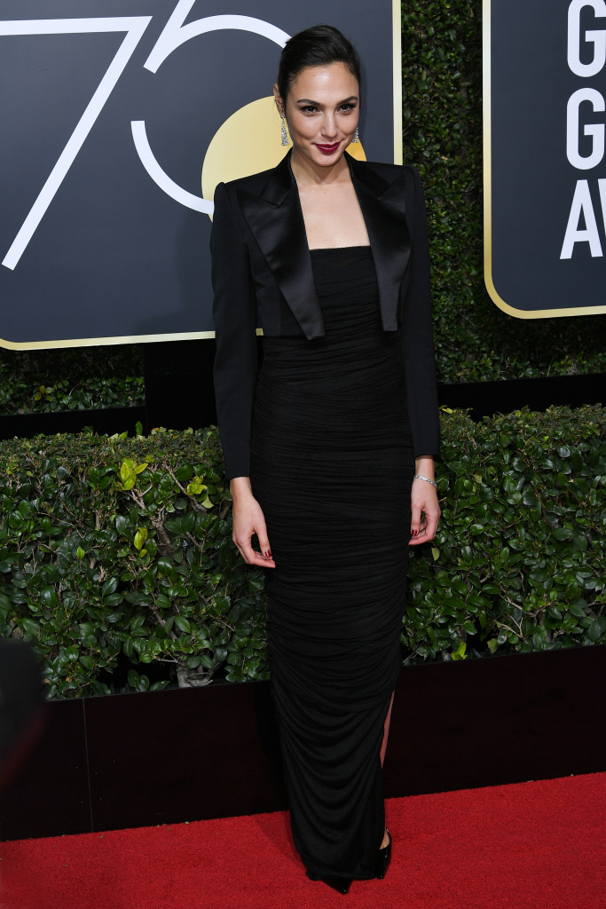 Gal Gadot  in Tom Ford