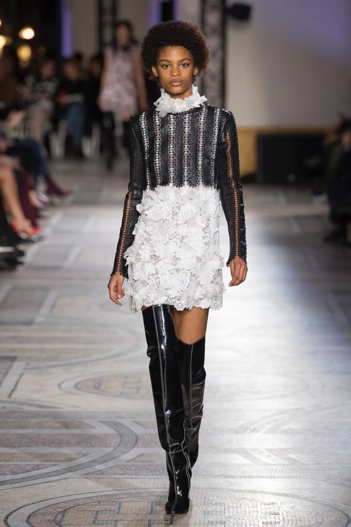 Giambattista Valli's spring couture collection (Photo courtesy of Vogue.Com)