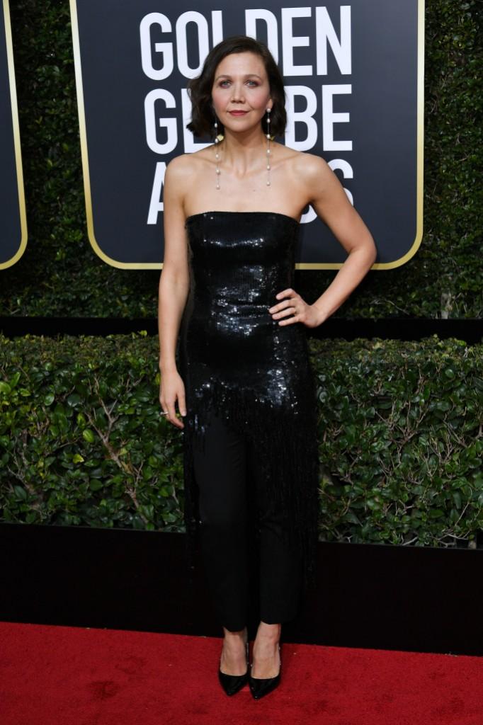Maggie Gyllenhaal in Monse
