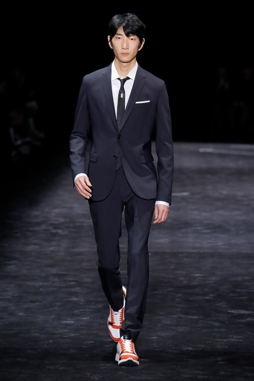 21e175823355 Neil Barrett Men's 2018 Fall Collection (Photo Courtesy of Vogue.com)
