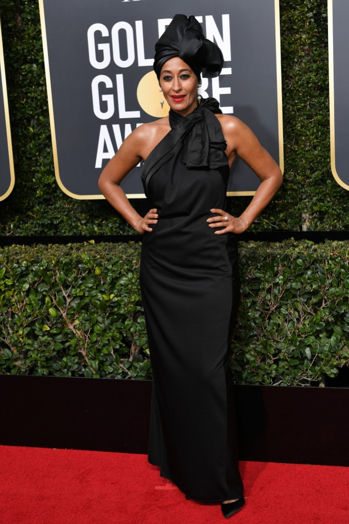 Tracee Ellis Ross in Marc Jacobs