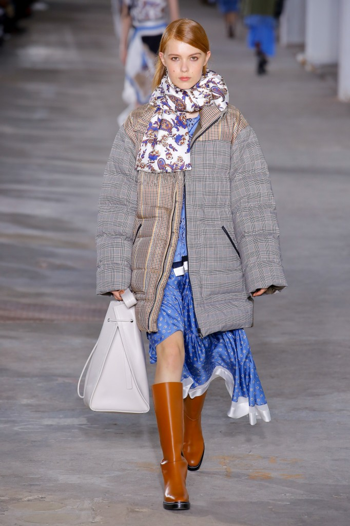 3.1 Phillip Lim's fall 2018 Collection (Photo courtesy of Vogue.com)