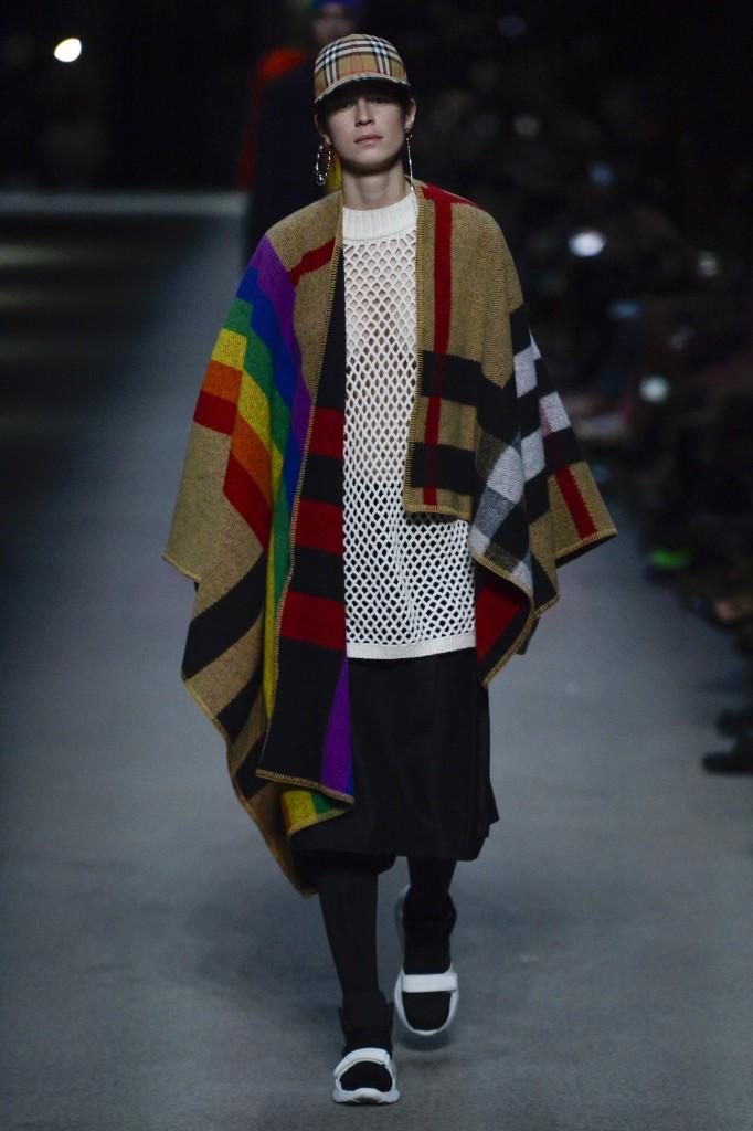 Burberry - Photo courtesy of Vogue.com