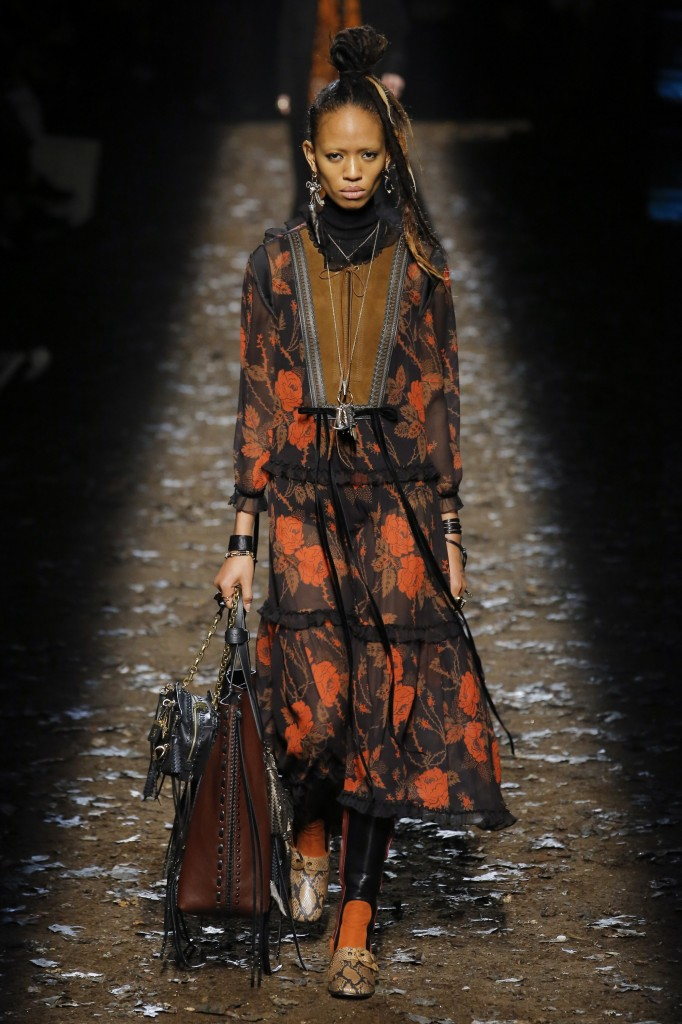 Coach 1941's fall 2018 Collection (Photo courtesy of Vogue.com)