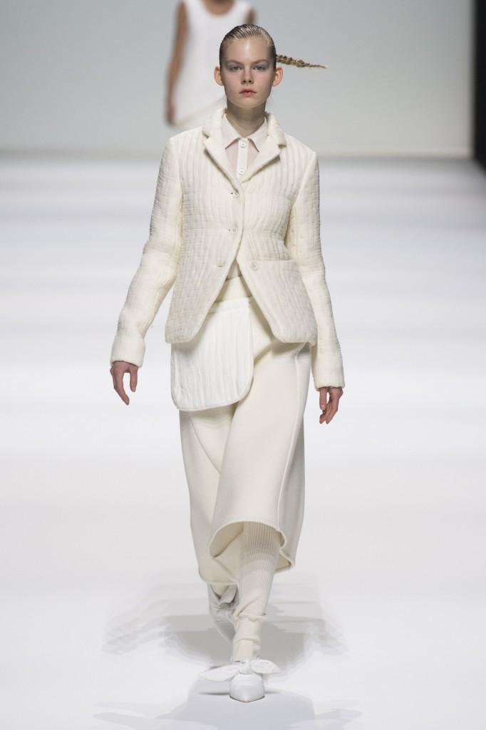 Jil Sander: Photo courtesy of Vogue.com