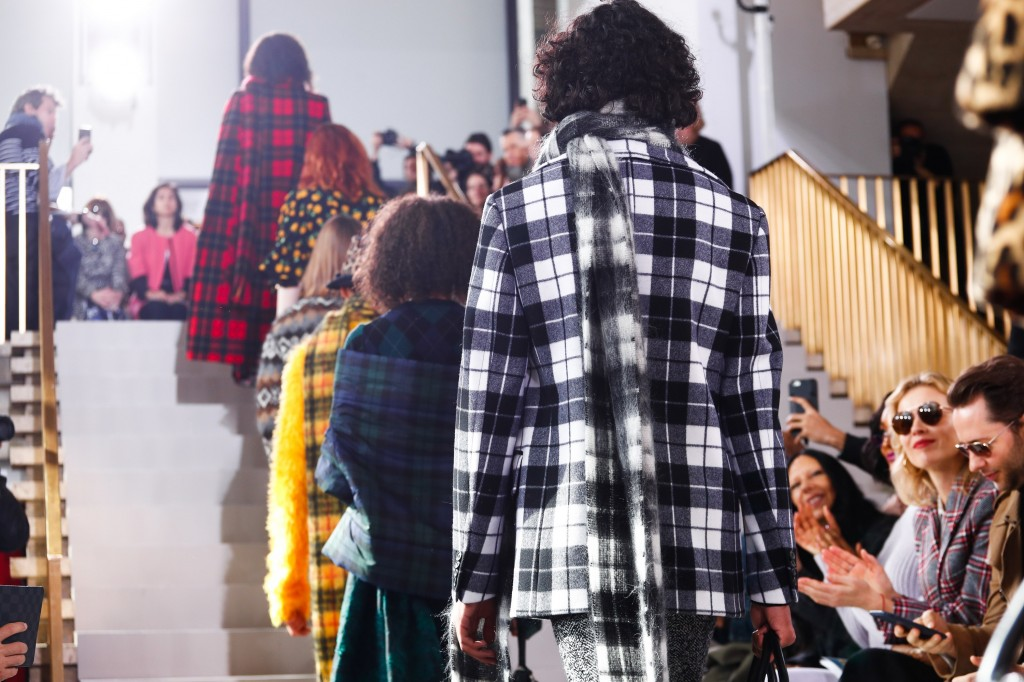 Michael Kors' fall 2018 Collection (Photo courtesy of Vogue.com)