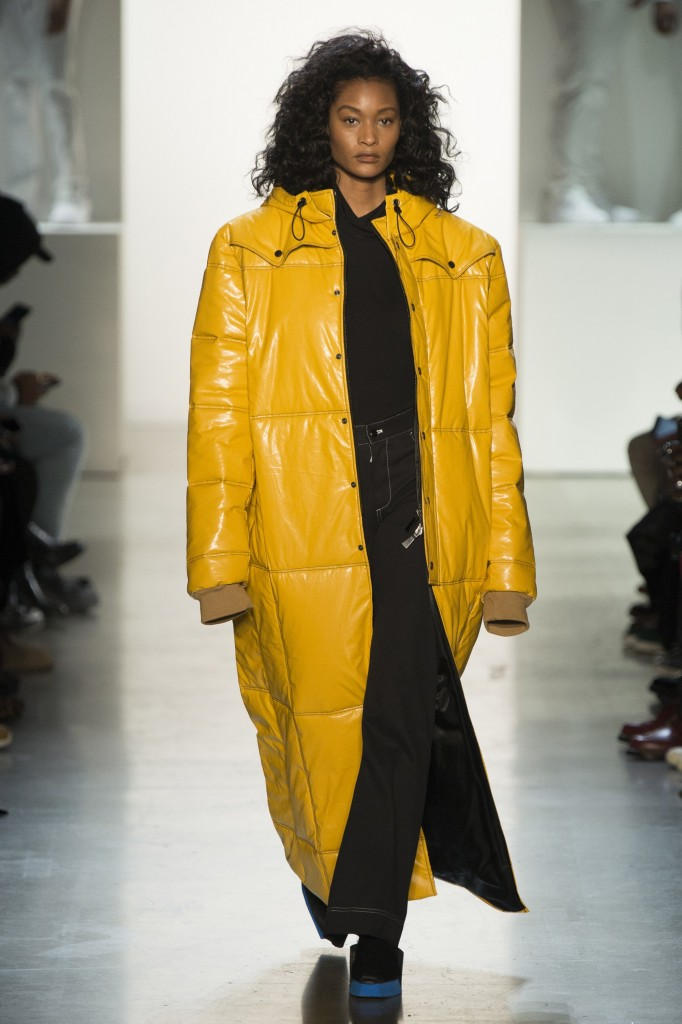 Pyer Moss's fall 2018 Collection (Photo courtesy of Vogue.com)