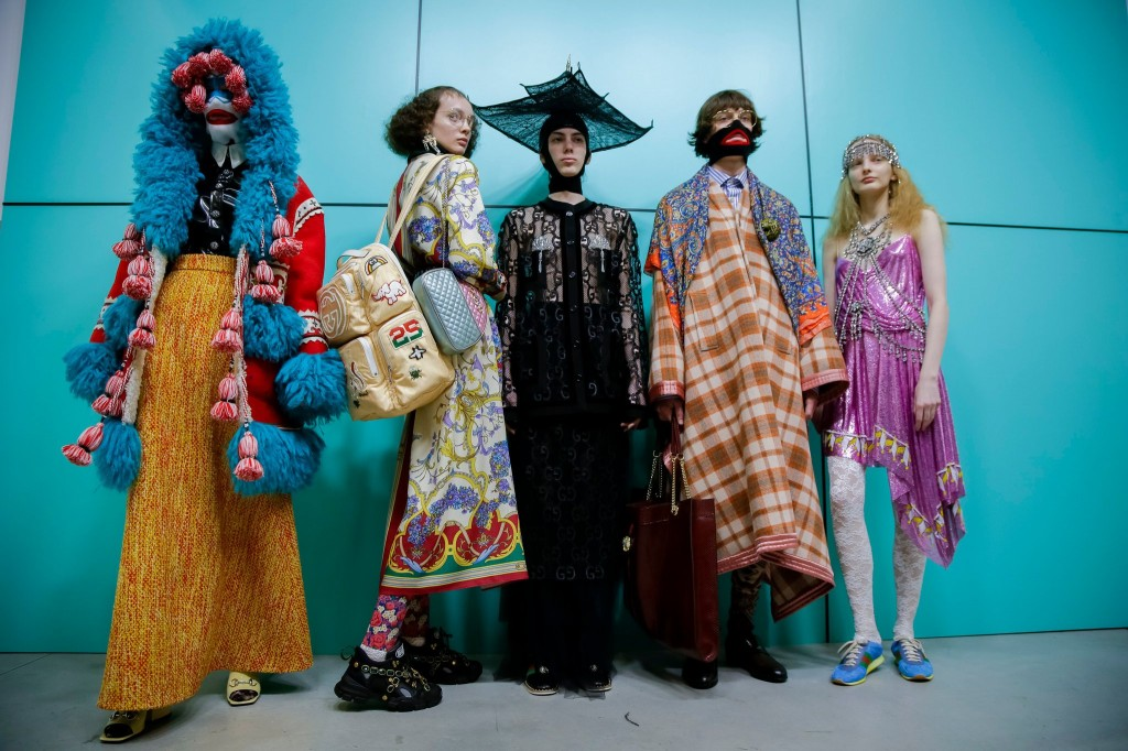Gucci: Photo courtesy of nytimes.com