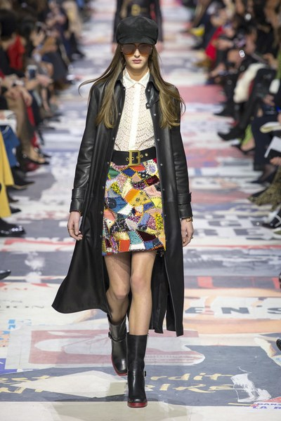 Christian Dior Fall 2018 (Photo Courtesy of Vogue.Com)